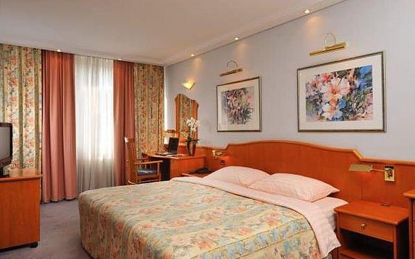 Hotel Krka, Slovinsko, Novo Mesto, Novo Mesto, vlastní doprava, snídaně v ceně3