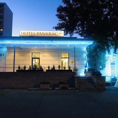 Praha a okolí: Hotel Pankrác