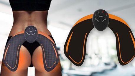 Fitness stimulátor pro zpevnění a tvarování hýždí