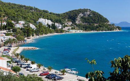 Villa PORAT/ZORAN 3v1, VŠE V CENĚ! Ubytování, doprava, polopen..., Dalmácie - Splitská oblast