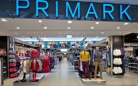 Výhodné nákupy Primark v Drážďanech i s památkami, autobusem