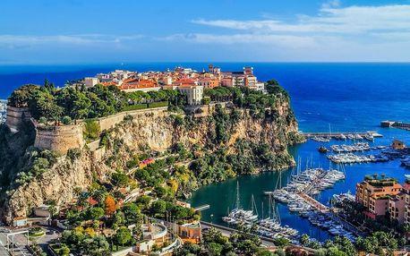 Krásy Provence a jižní Francie, pobytově poznávací zájezd, Provence-Alpes-Côte d'Azur