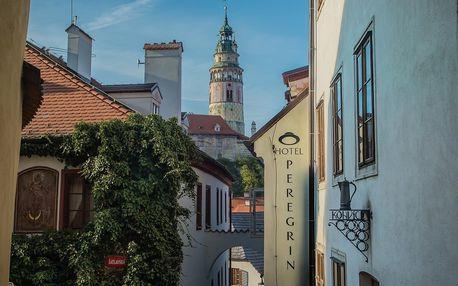 Jižní Čechy: Hotel Peregrin