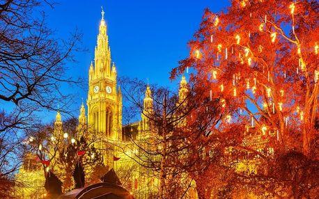 Adventní Vídeň a vánoční trhy 2019 First Moment, Vídeň
