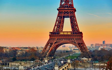 Víkendový zájezd do Paříže na Valentýna, Paříž a okolí