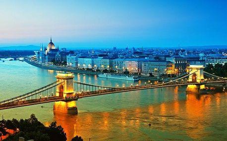 Celodenní Budapešť a relaxace v termálech, Budapešť