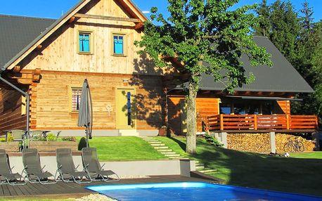 Luxusní penzion nedaleko Adršpachu vč. polopenze