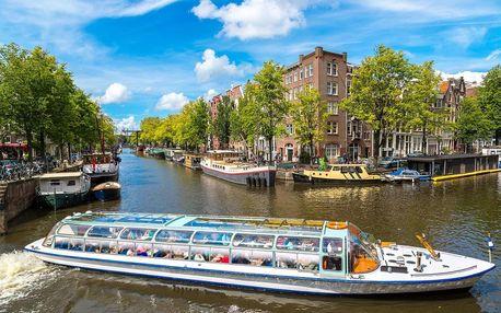 Amsterdam, sýry a malebný přístav Volendam, Poznávací zájezdy - Nizozemí