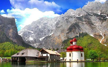 NP Berchtesgaden a Orlí hnízdo, Poznávací zájezdy - Německo
