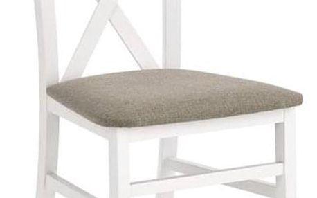 Dřevěná židle Dariusz tmavý ořech