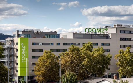Rakousko: Roomz Graz - Business Design Hotel