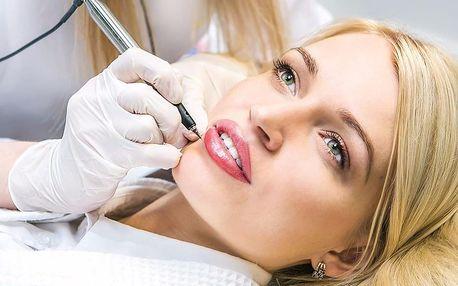 Mikropigmentace pro tvář bez chybičky
