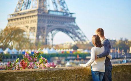 Francie Paříž poznávací zájezd, VŠE V CENĚ ubytování hotel, snída..., Île-de-France