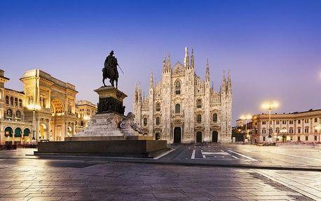 Milano - umělecké skvosty i nákupy!, Lombardie