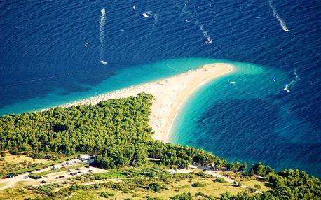 Chorvatsko Makarská riviéra s výlety v ceně, pobytově poznávací záj..., Dalmácie - Dubrovnická oblast