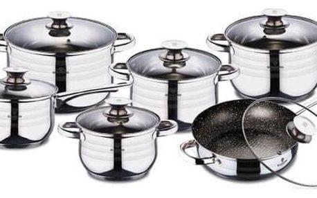 Blaumann 12dílná sada nádobí Jumbo Gourmet line