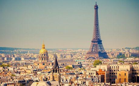 Paříž s návštěvou zámku Versailles, Paříž a okolí