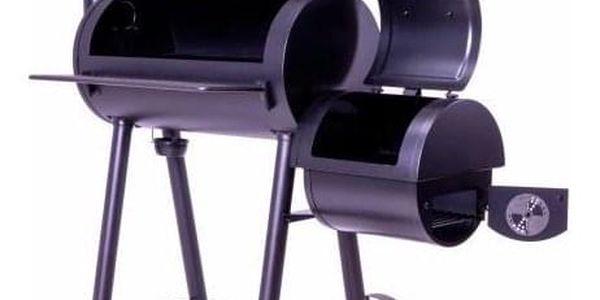 Garthen 2344 BBQ gril na dřevěné uhlí, extra velký 32 kg5