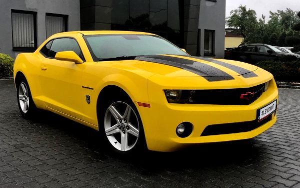 Půjčte si Chevrolet Camaro na den i na víkend