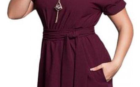 Dámské šaty plus size Charlise