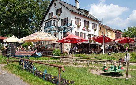 Národní park České Švýcarsko: Penzion Na Vyhlídce