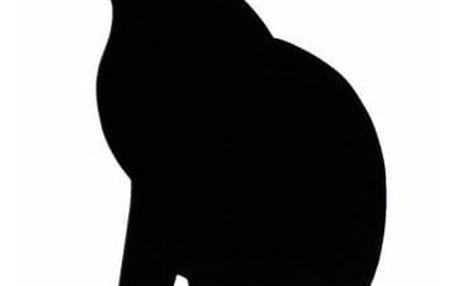 Divero 57025 Upomínková tabule kočka + 6 kusů kříd