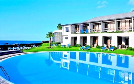 Portugalsko, Madeira, letecky na 8 dní polopenze