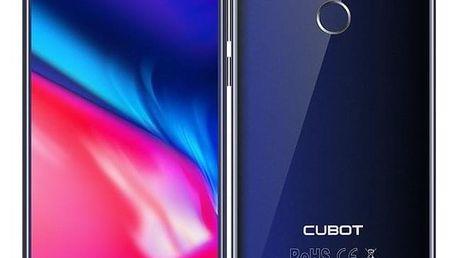 Mobilní telefon CUBOT P20 Dual SIM modrý (PH3941)