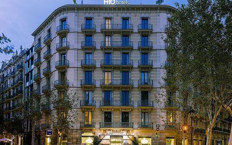 Španělsko - Barcelona na 4 dny, snídaně s dopravou letecky z Prahy