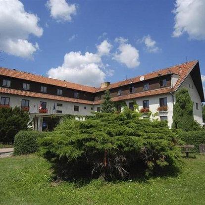 Zvíkovské Podhradí - Hotel ZVÍKOV, Česko