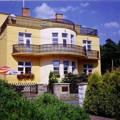 Staré Splavy - Pension FAMI Retro Design, Česko