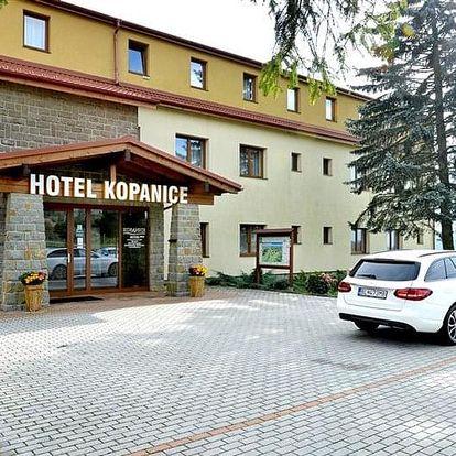 Žítková - Hotel KOPANICE, Česko