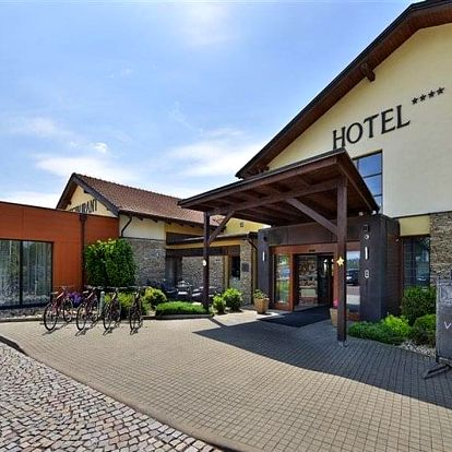Znojmo - Hotel HAPPY STAR, Česko