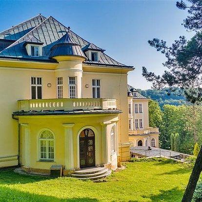 Teplice nad Bečvou - Lázeňský dům MORAVAN, Česko