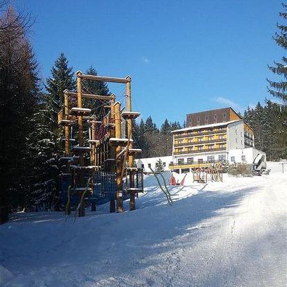 Karlov pod Pradědem - Hotel KAMZÍK, Česko