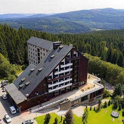 Železná Ruda - OREA Resort HORIZONT, Česko