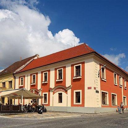 Bechyně - Hotel PANSKÁ, Česko