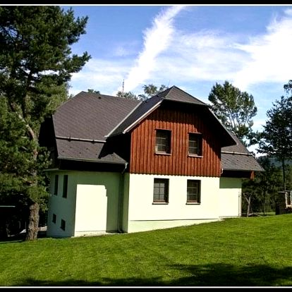 Hojsova Stráž - Apartmány a chata ŠUMAVA, Česko