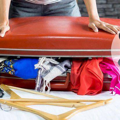 Příruční digitální váha na zavazadla