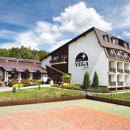 Luhačovice - Hotel VEGA Superior, Česko