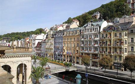 Karlovy Vary - ASTORIA Hotel & Medical Spa a depandance WOLKER, Česko