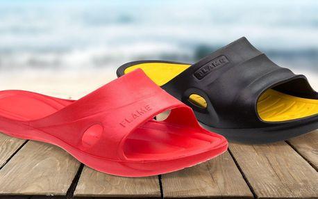 Pánské a dámské pantofle v mnoha stylech