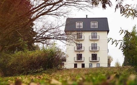 Konstantinovy Lázně - Spa Hotel Garni LÖWENSTEIN, Česko