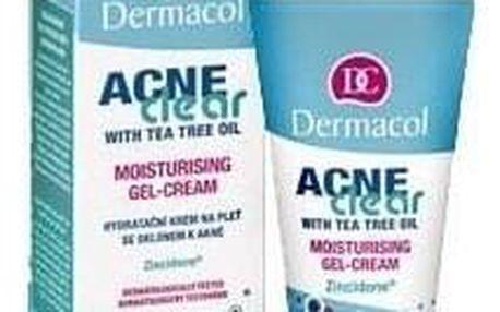 Dermacol AcneClear 50 ml pleťový krém na problematickou pleť pro ženy