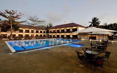 Zanzibar - Nungwi na 10 dní, snídaně s dopravou letecky z Prahy