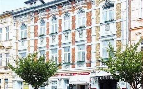 Chomutov - Hotel CLOCHARD, Česko