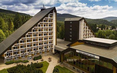Harrachov - OREA Resort SKLÁŘ, Česko