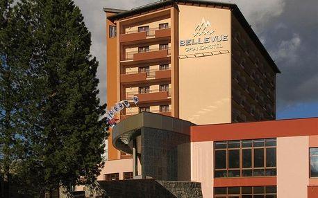 Horní Smokovec - Grand hotel BELLEVUE, Slovensko