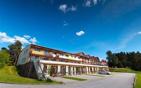 Lipno nad Vltavou - Rezidence CLUB CANADA, Česko