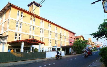 Srí Lanka - Negombo na 10 dní, polopenze, snídaně nebo bez stravy s dopravou letecky z Prahy
